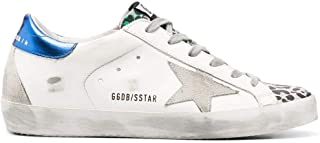 Golden Goose Luxury Fashion Donna GWF00102F00027780279 Bianco Pelle Sneakers | Stagione Permanente