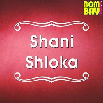 Shani Shloka