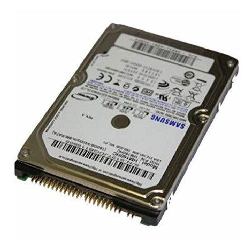 Samsung Festplatte, 160 GB, IDE ATA, 2,5 Zoll, HM160HC 5400 U/min, 8 MB PC Laptop Spinpoint