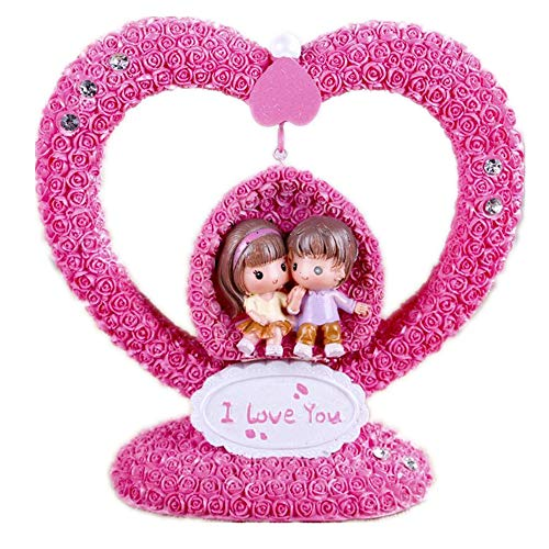 JunBo Couples romantiques créatifs décorent décoration Cadeaux Ornements