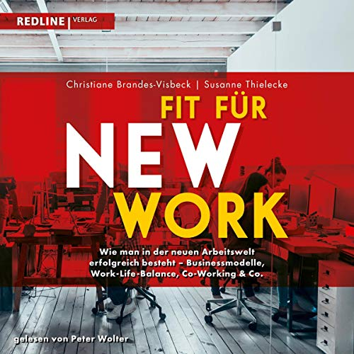 Fit für New Work Audiobook By Christiane Brandes-Visbeck,                                                                                        Susanne Thielecke cover art