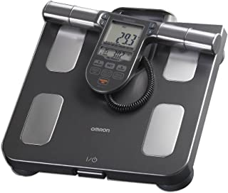 Omron Healthcare HBF-514C Electronic Personal Scale Negro báscula baño - Báscula de baño (Báscula Personal electrónica, 15...