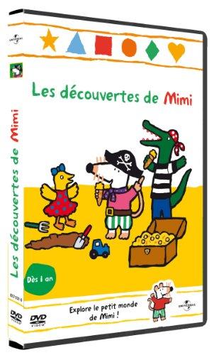 découvertes de Mimi
