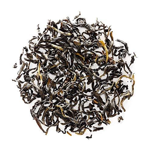 Yunnan Schwarzer Golden Monkey Tee - Yun Nan Dian Hong - Losse Blatter Tee - Goldenen Affen Tee DianHong 100g