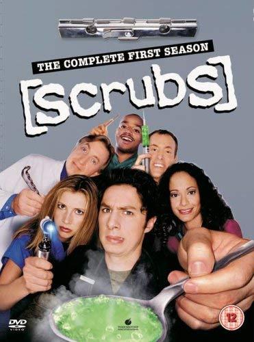 Scrubs - The complete First Season [Edizione: Regno Unito]