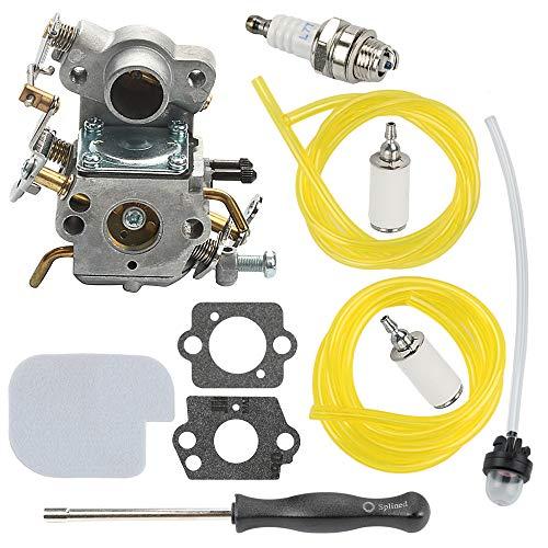 545070601 PP4218A PR4218 Carburetor Fits Poulan Pro P3416 P4018WM P4018WT P4018 P3314 PP3516AVX PP3816 PP4018 PP4218A PP4218AVX PP4218 PPB3416 PPB4218 P3314WSA Chainsaw Parts Replace C1M-W26C
