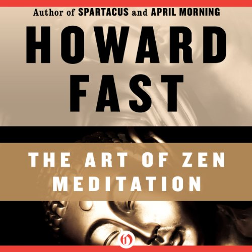 The Art of Zen Meditation audiobook cover art