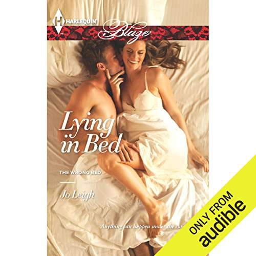 Lying in Bed                   By:                                                                                                                                 Jo Leigh                               Narrated by:                                                                                                                                 R. C. Madeline                      Length: 6 hrs and 44 mins     26 ratings     Overall 3.7