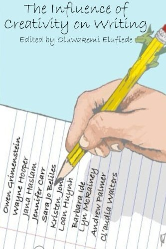 The Influence of Creativity on Writing: Nashville Community Education: Creative Writing Anthology