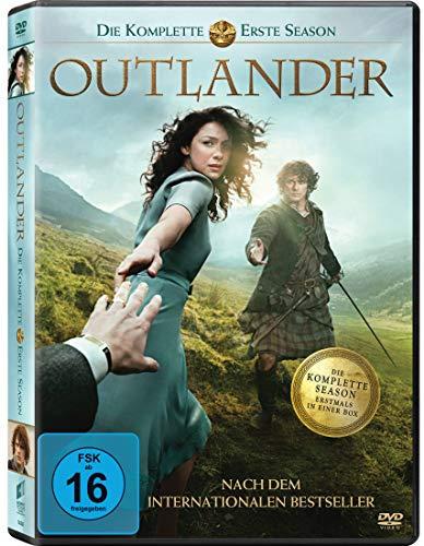 Outlander - Die komplette erste Season [6 DVDs]