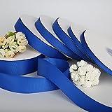 Вид продукта: ленты, производитель: beadia, стиль: односторонняя, рисунок: цветок, техника выполнения: с рисунком Тип ткани: атласная, размер модели: grb01, материал: 100% полиэстер, ширина: multi, material: satin, grosgrain, color: blue New and impo...