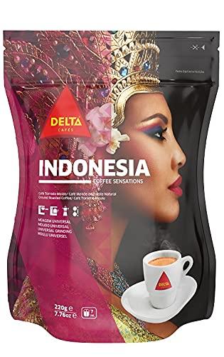 Delta Café Molido - Origen Indonesia - 220 g