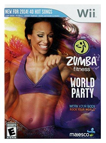 Wii - Zumba Fitness World Party