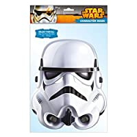 【スターウォーズ公式】mask-arade パーティーマスク【ストーム・トルーパー/Stormtrooper】 [並行輸入品]