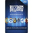 Blizzard-Geschenkkarte 20 EUR   PC Code