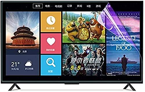 SXDYJ Televisor Protector de Pantalla for Monitor de 60/65 Pulgadas, película Anti deslumbramiento Mate, bloqueando luz Azul & UV Filtro, Anti-Polvo ultrallo. televisor Encaja en la película