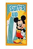 Disney Mickey Boys Towel Beach & Bath