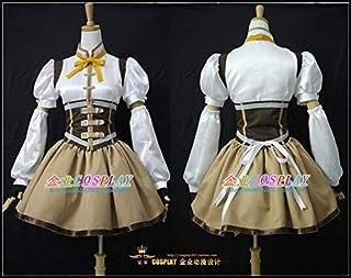 コスプレ衣装 魔法少女まどか☆マギカ 巴マミ cosplay