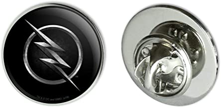 GRAPHICS & MORE The Flash TV Series Zoom Logo Metal 0.75