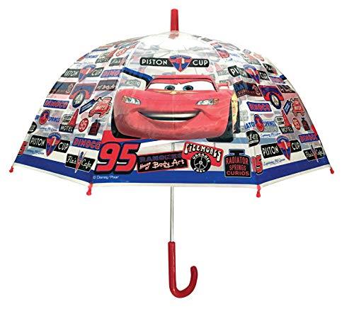 Cars Lightning McQueen Regenschirm Stock-Schirm Kuppelschirm