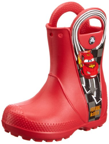 Crocs 14809 Hndle Mcqueen Boot (Toddler/Little Kid) - http://coolthings.us
