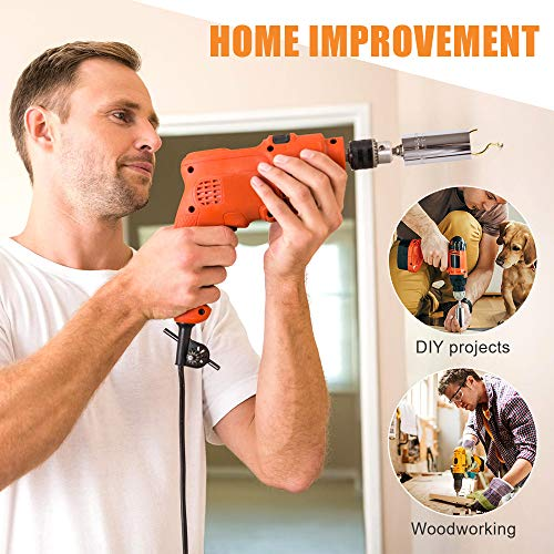Product Image 4: Universal Socket Tools Gifts for Men Dad – Socket Set with Power Drill Adapter, Super Universal Socket Grip Gadgets for Men, Tool for Men Women Husband Boyfriend, Valentines Day Gifts for Him(7-19mm)