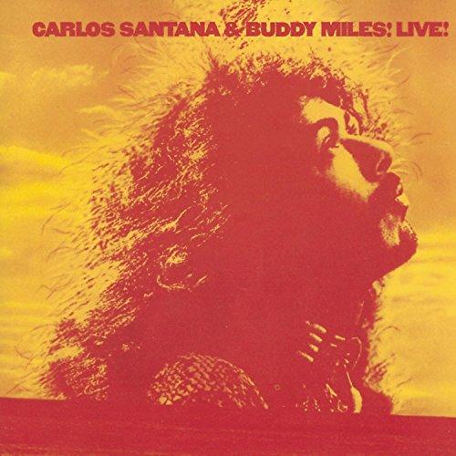 Carlos Santana & Buddy Miles Live