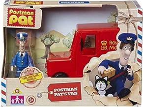 Postman Pat Friction Powered Van Modèle Jouet Avec Chiffres