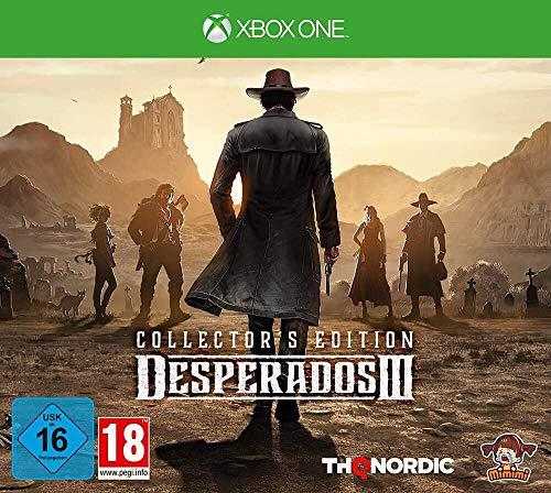 Desperados 3 - Collector's Edition - Collector's - Xbox One