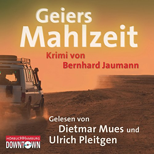 Geiers Mahlzeit audiobook cover art