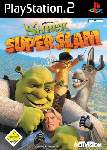 Shrek Super Slam [German Version] by NBG
