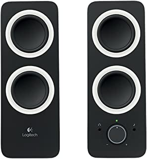 LOGITECH Z200 Speakers - Black- 2YR WTY