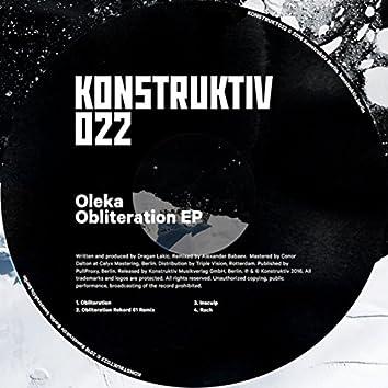 Obliteration EP