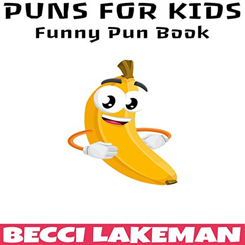 Puns for Kids: Book 4 audiobook cover art