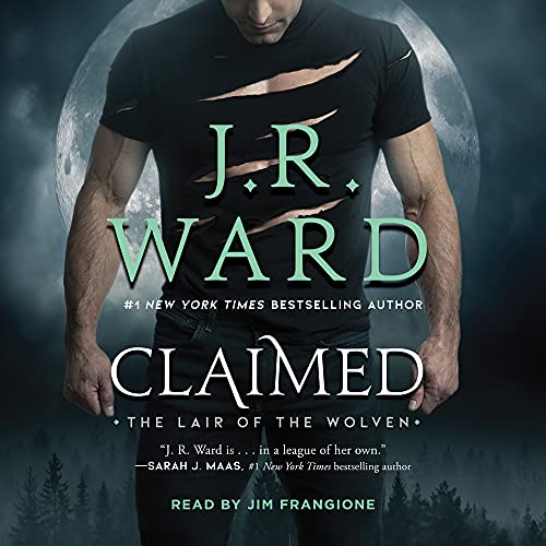 Claimed Audiobook By J. R. Ward cover art