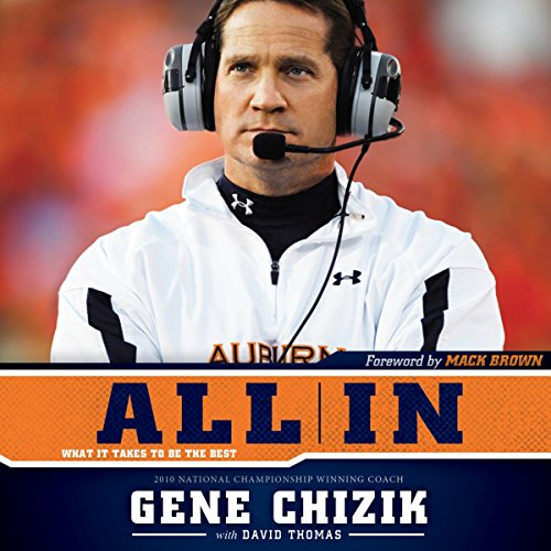 All In audiobook cover art