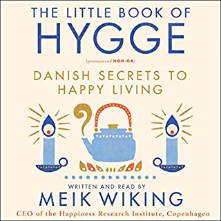 The Little Book of Hygge cover art