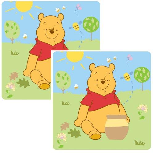 Learning Curve - Y7305 - RCTK4 - Winnie l'Ourson - 2 pare-soleil de voiture