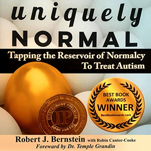 Uniquely Normal  By  cover art