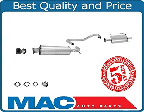 New Exhaust System Fits 07/96-06/98 for Nissan Maxima 3.0L Fed & Cal Emissions
