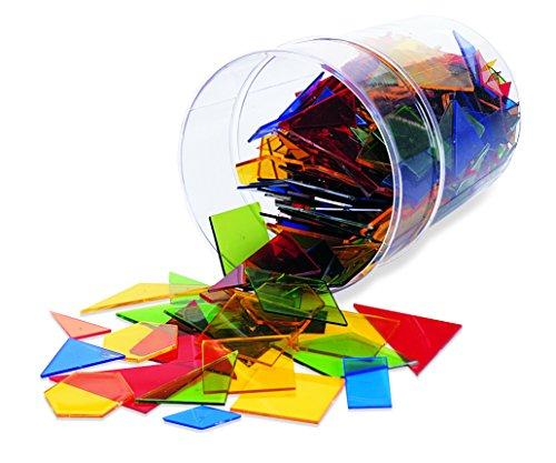 450 piezas de colores