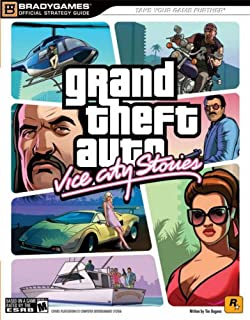 Grand Theft Auto: Vice City Stories (PS2) Official StrategyGuide (Official Strategy Guides (Bradygames))