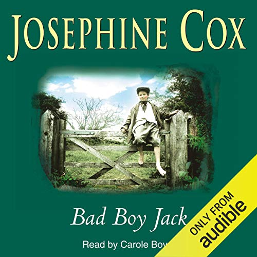 Bad Boy Jack audiobook cover art