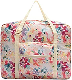 SODIAL Foldable High Capacity Travel Suitcase Organizer Clothes Shoes Underwear Storage Bags Cosmetic Case Toiletry Pouch Luggage Accessories (B#)