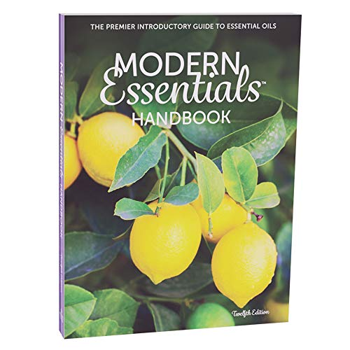 Modern Essentials HANDBOOK: The Premier Introductory Guide to the Therapeutic Use of Essential Oils | 12th Edition - September 2020 | by Alan and Connie Higley (Sold Individually) | AromaTools