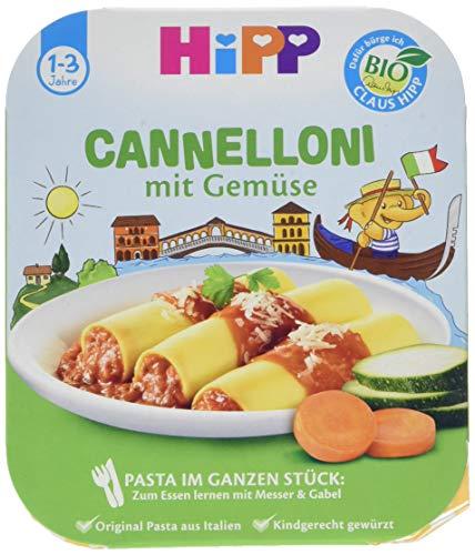 HiPP Cannelloni mit Gemüse, 6er Pack (6 x 250 g)