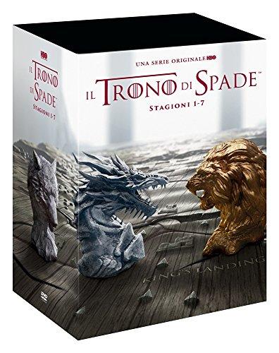 Il Trono Di Spade St.1-7 Stand Pack (Box 34 Dv)