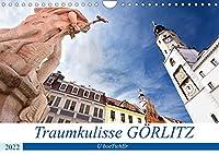Traumkulisse GOeRLITZ (Wandkalender 2022 DIN A4 quer): Goerlitz - Die saechsische Stadt in der Lausitz ist eines der groessten Flaechendenkmale Deutschlands (Monatskalender, 14 Seiten )