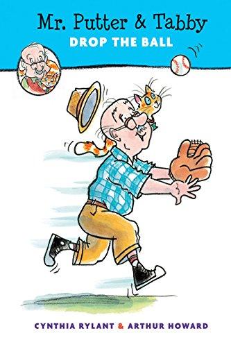 Mr. PutterTabby Drop the Ball