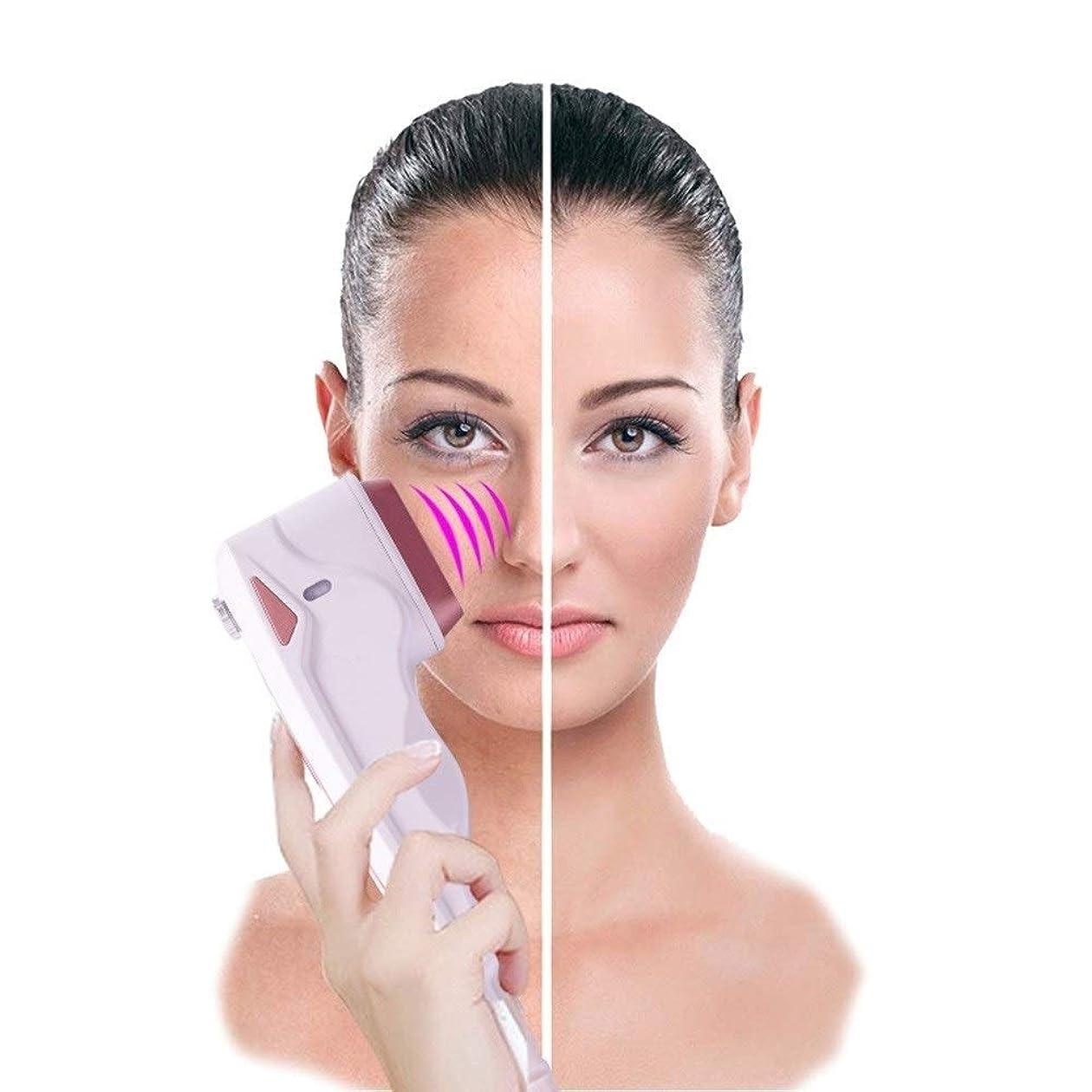 刈る入り口振る舞う美顔術の持ち上がる機械振動無線周波数のしわは反老化のためのスキンケアの美装置を取り除きます、皮膚のきつく締まるガルバニック微電流の改装機械